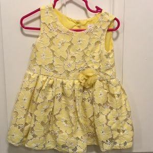 NWOT | The Children's Place Toddler Yellow Dress